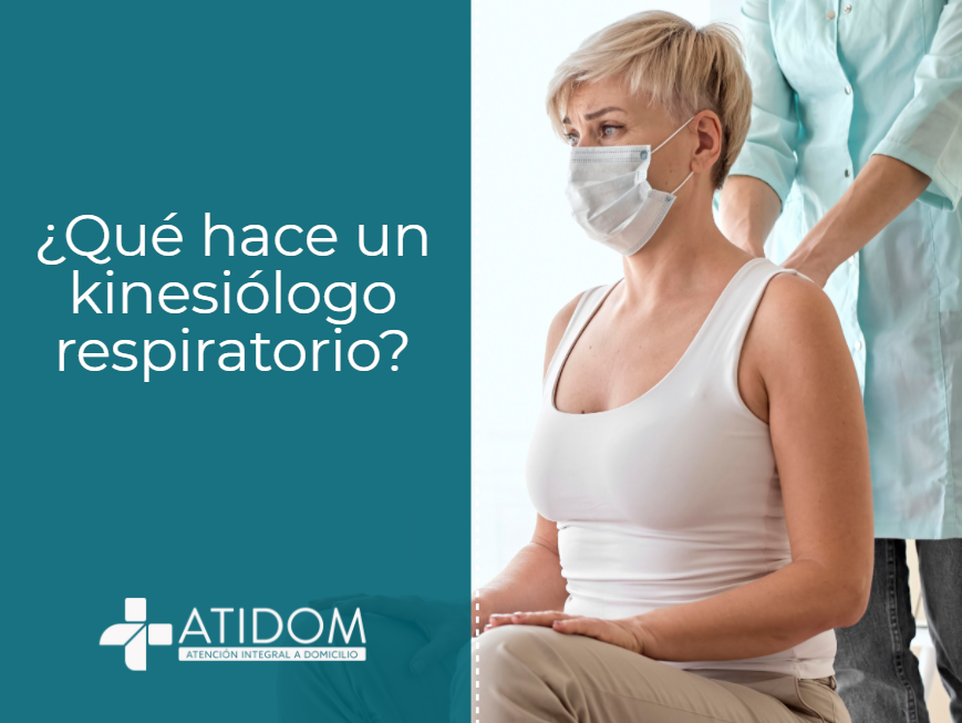 ¿Qué hace un kinesiólogo respiratorio?